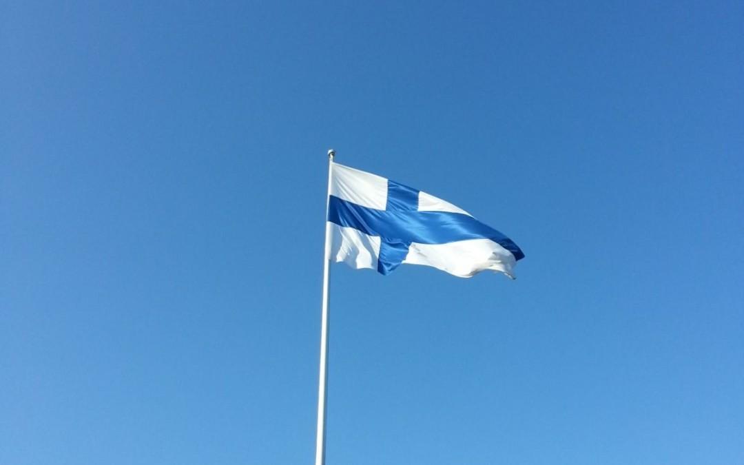 Hyvää itsenäisyyspäivää Suomi 100v!